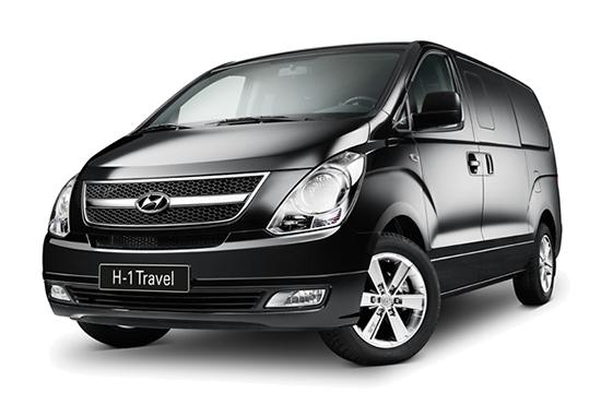 arac hyundai h1 Kıbrısta 2016 Hyundai Minübüs Kiralama