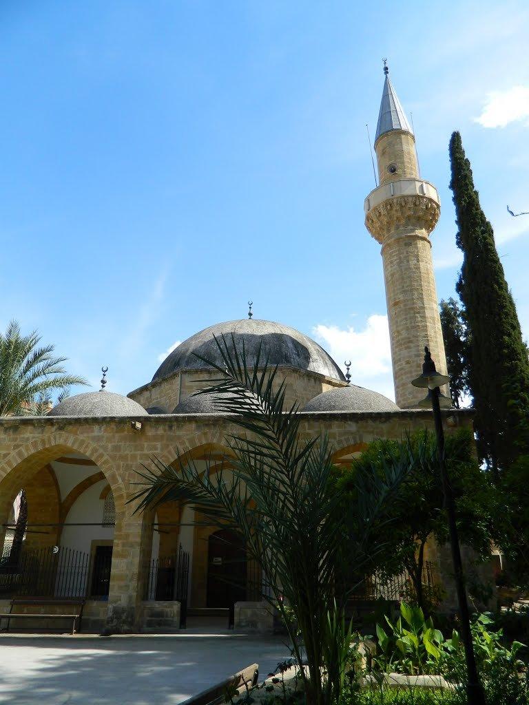 arap-ahmet-camii-lefkosa-kibris