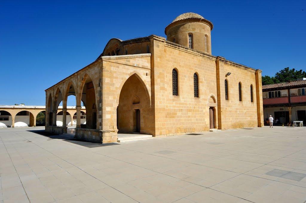 aziz mama kilisesi Güzelyurt Portakal Festivali   Haziran Ayı