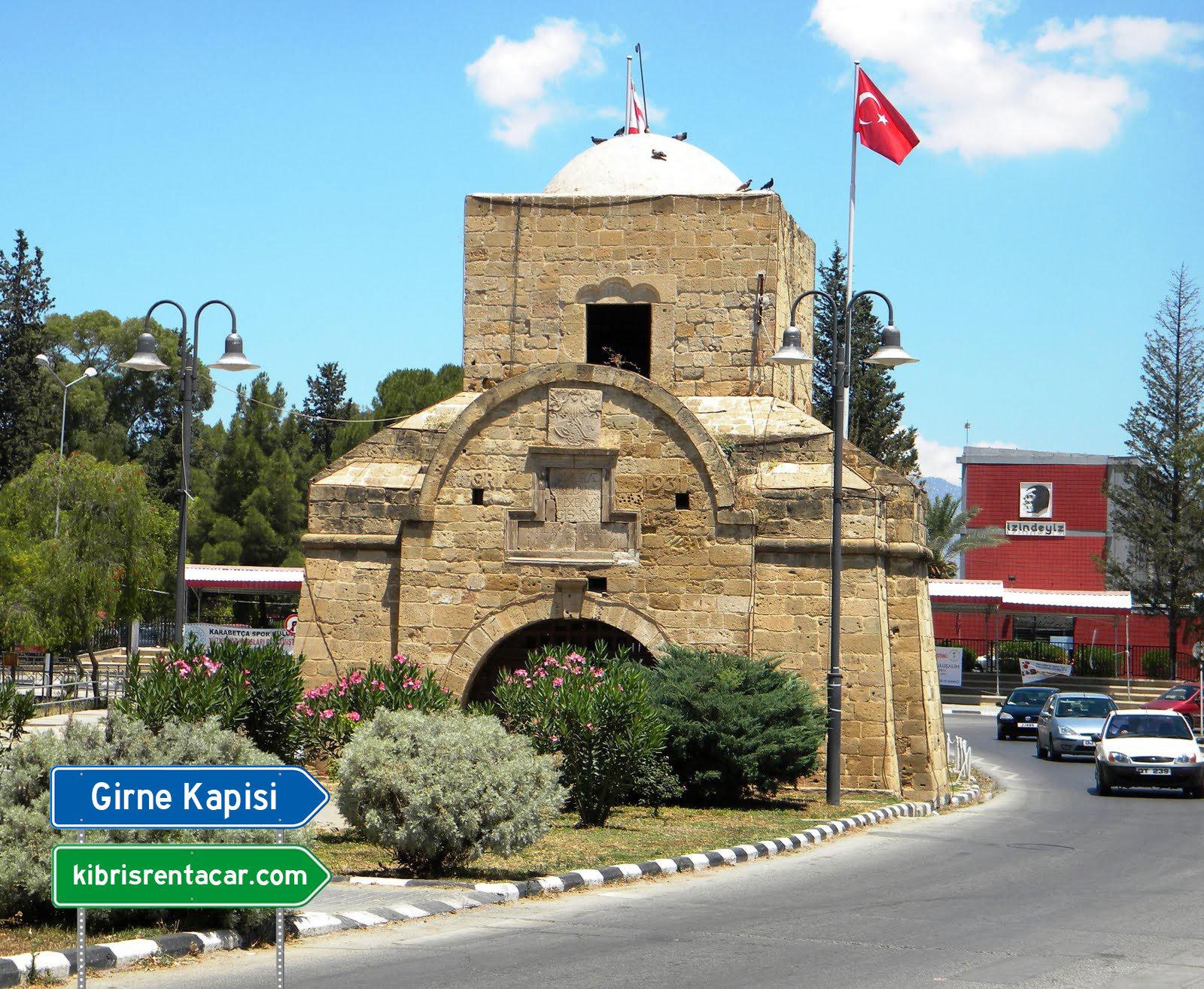 Kıbrıs Lefkoşa Girne Kapısı