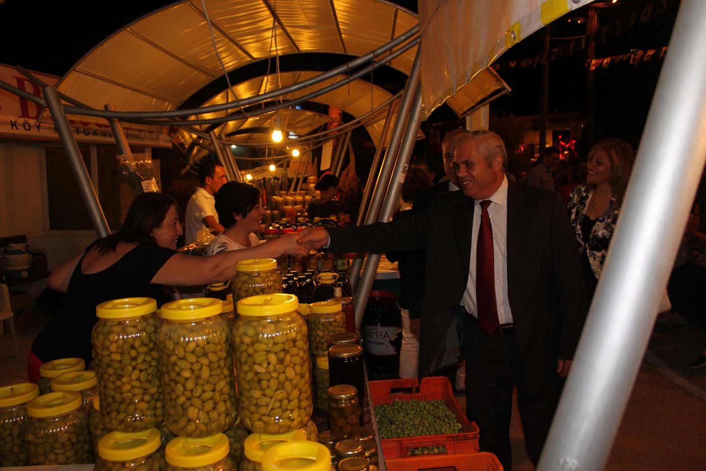 girne zeytinlik festivali 2 Girne Zeytinlik Festivali   Ekim Ayı