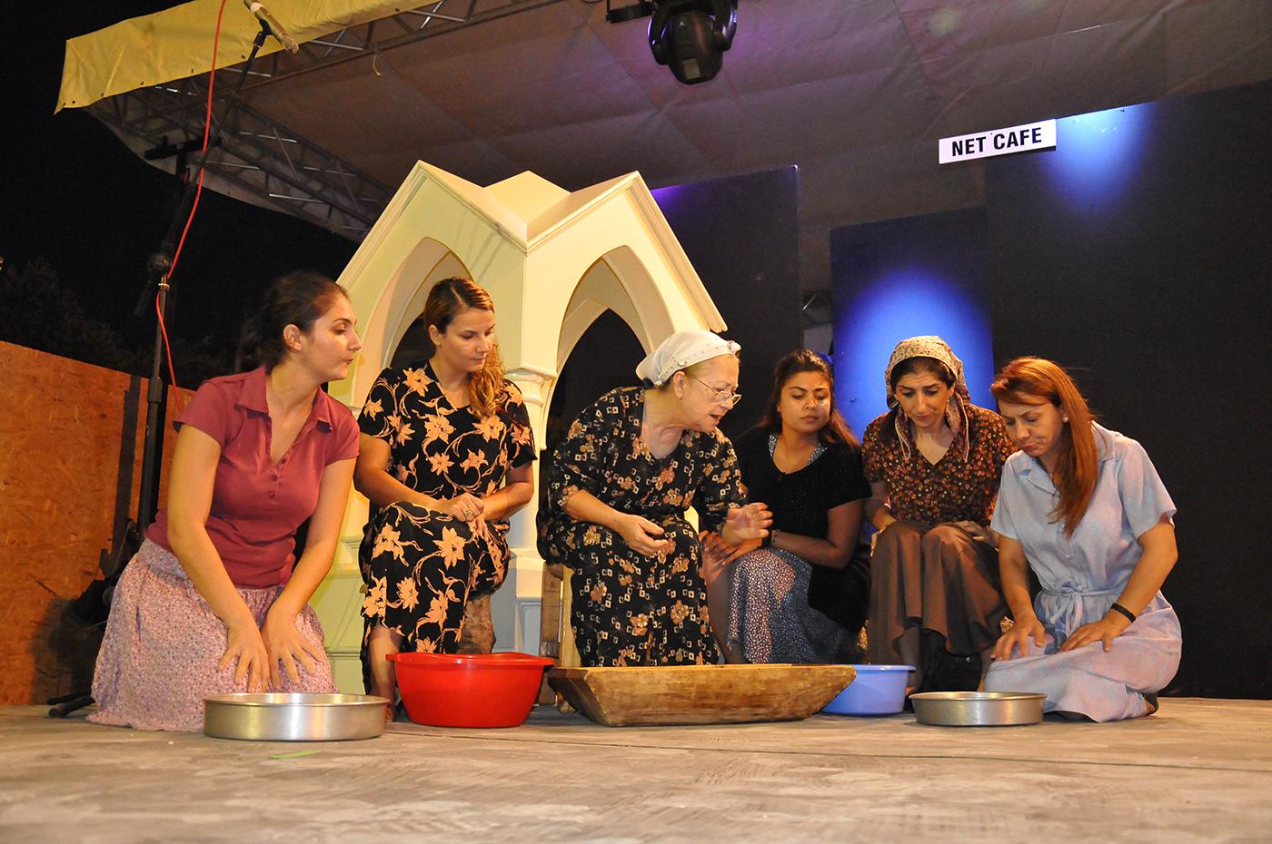 girne zeytinlik festivali 3 Girne Zeytinlik Festivali   Ekim Ayı