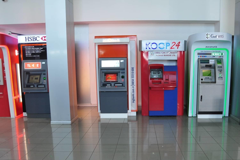 kıbrıs bankalar atm Kıbrısta Bankalar