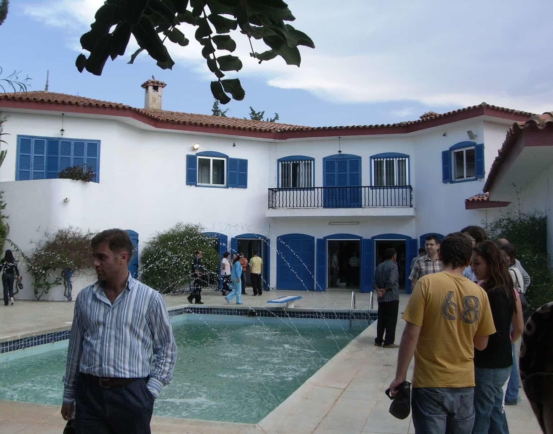kıbrıs mavi köşk Kıbrıs Mavi Köşk