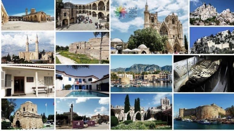 kıbrısta gezilecek yerler nerelerdir Kıbrısta Şehir İçinde Araç Kiralama ve Gerekenler