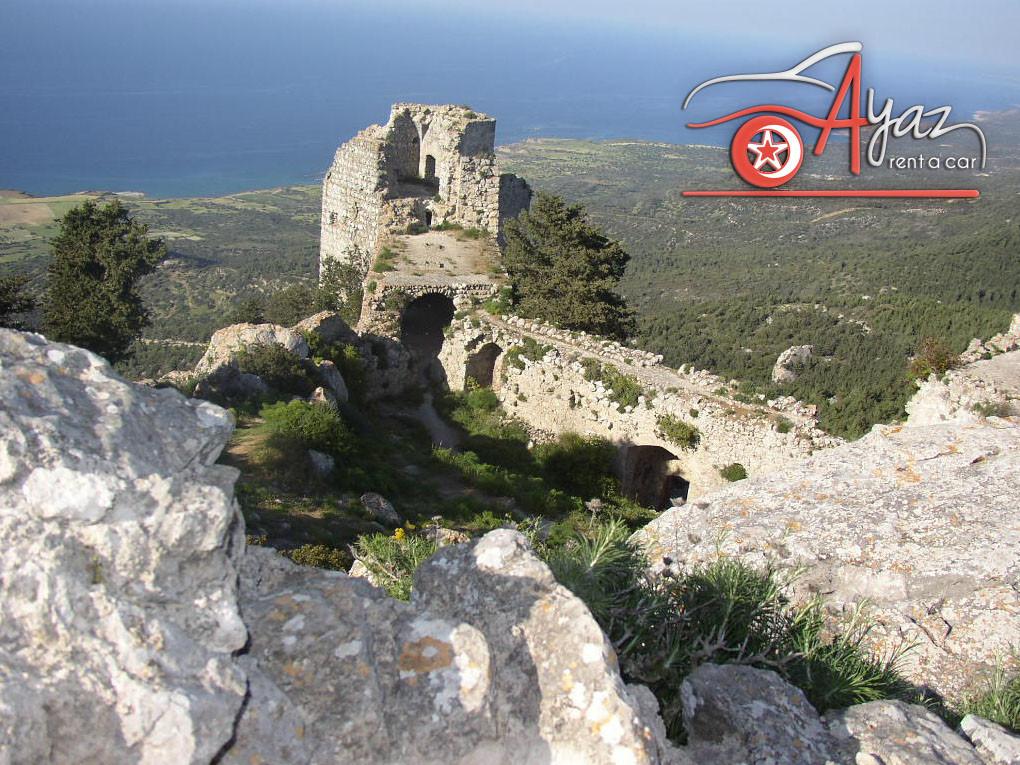 kantara kalesi iskele Kıbrıs İskele Kantara Kalesi
