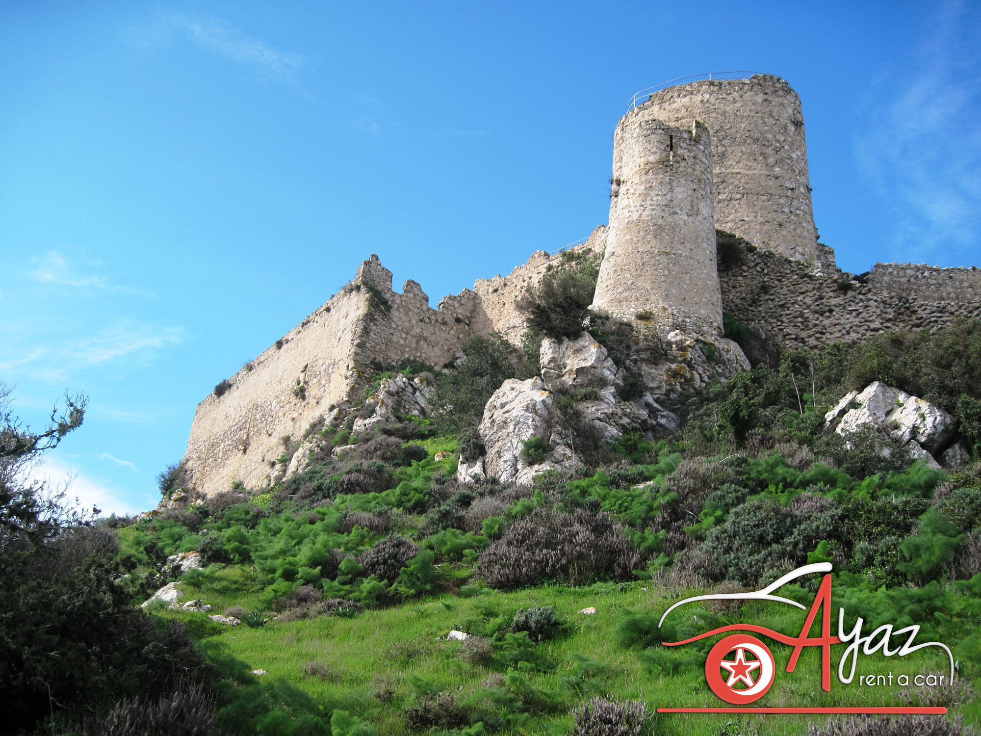kantara kalesi kibris iskele Kıbrıs İskele Kantara Kalesi