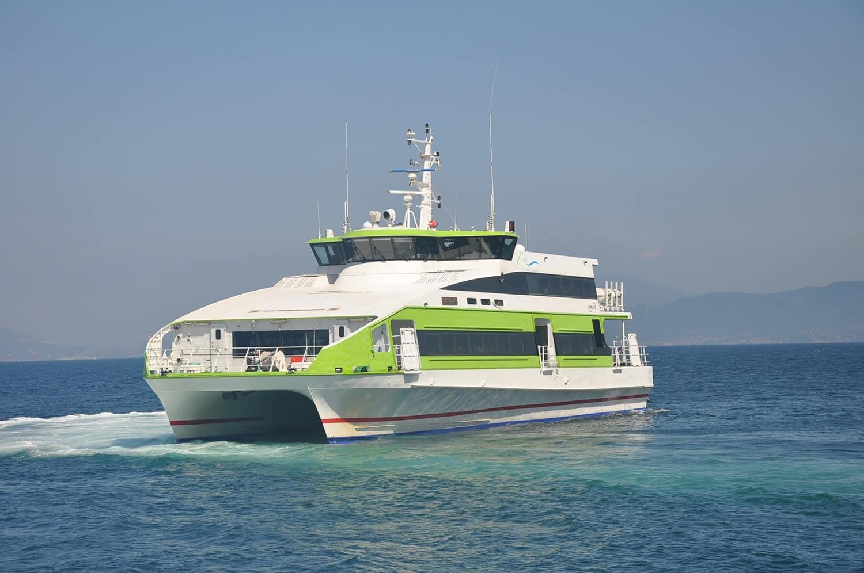 kibris deniz ulasim Kıbrıs'a Deniz Yolu ile Ulaşım