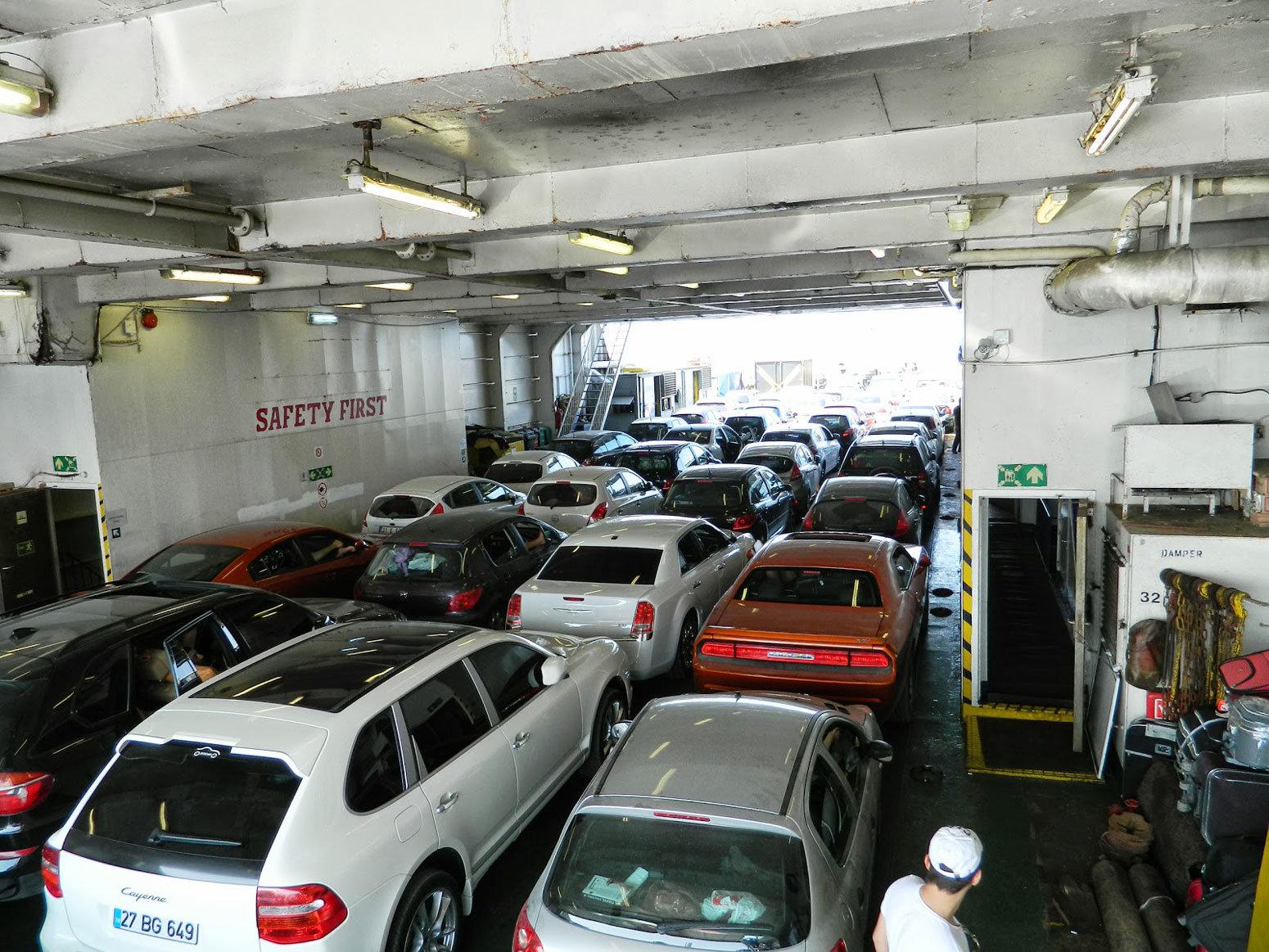 kibris gemi araba Türkiyeden Kıbrısa Araba Getirme Kuralları