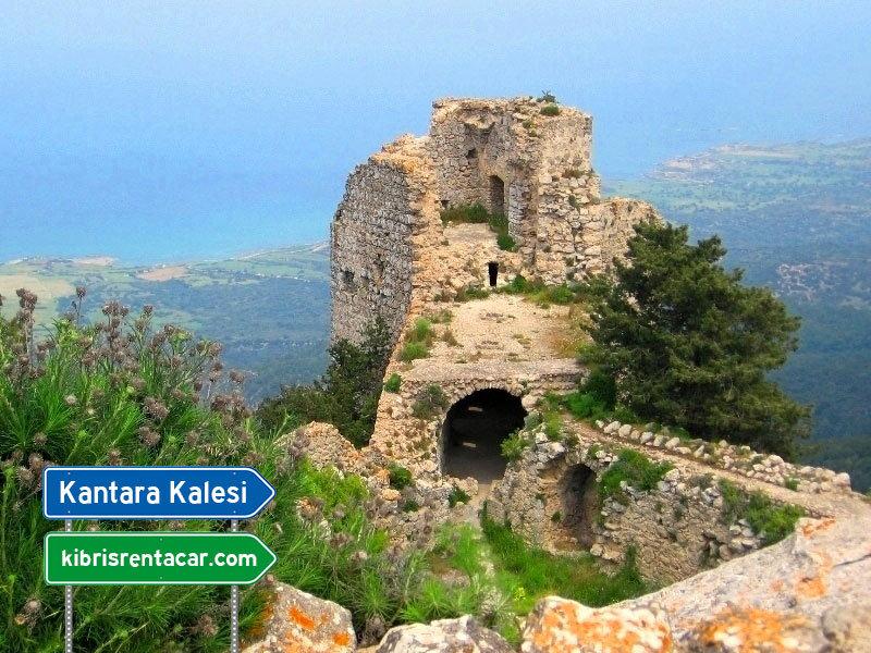 kibris kantara kalesi Kıbrıs İskele Kantara Kalesi