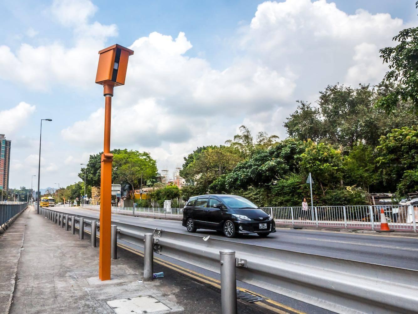 kibris sabit radar sistemi Kıbrısta Sabit Radarları Görmek Bilmek   Kameralara Dikkat