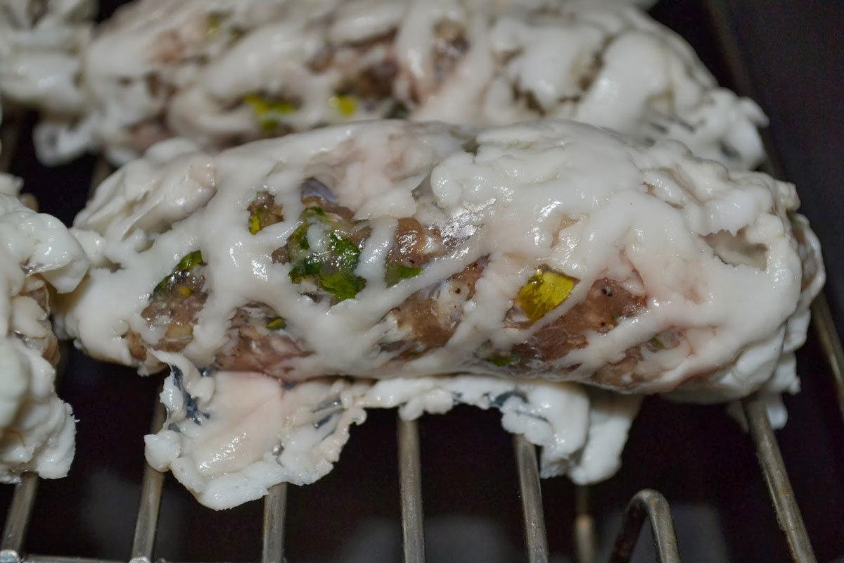 Kıbrıs Şeftali Kebabı
