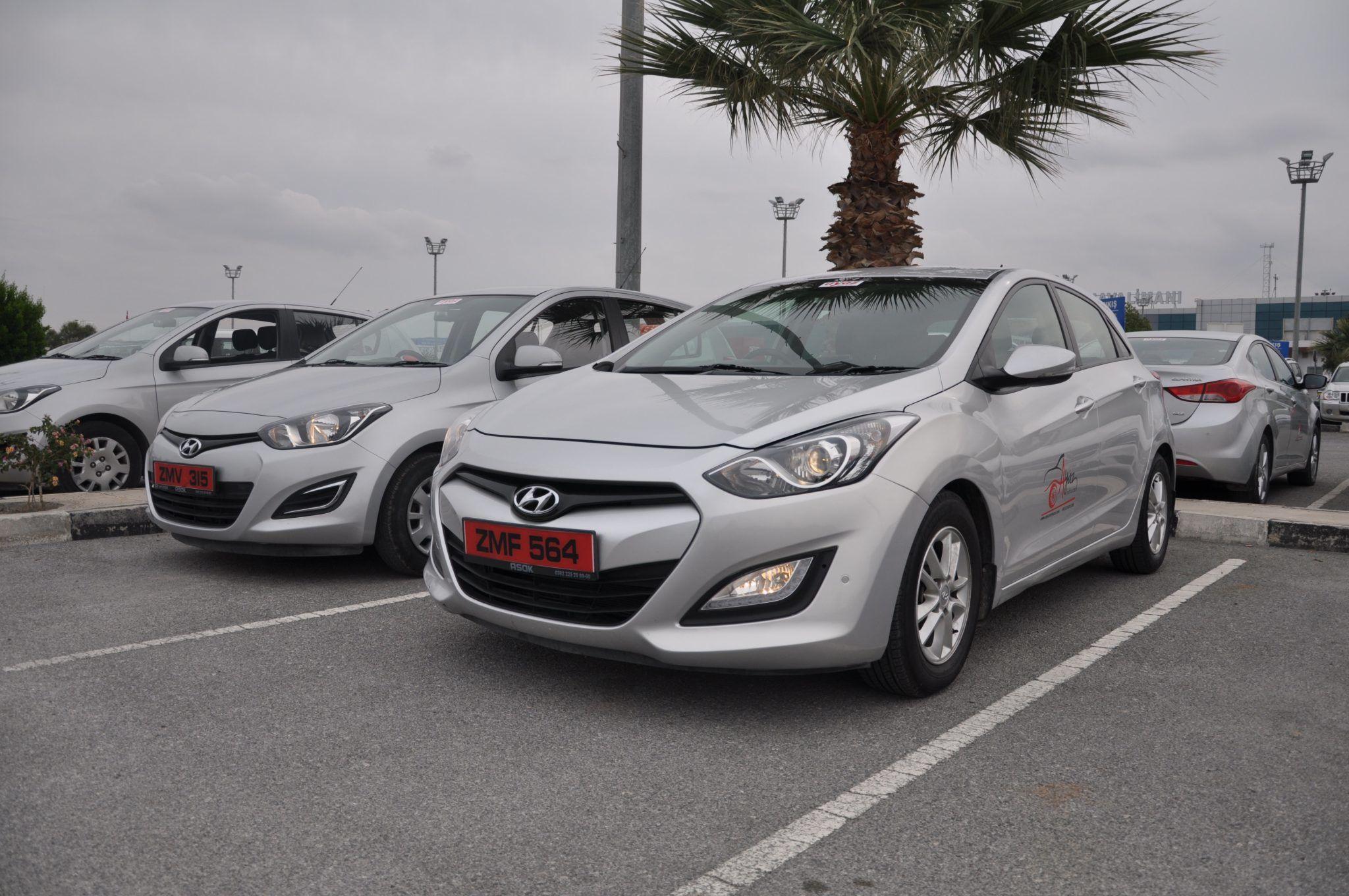 kibrisrentacar otopark 5 Güvenilir Uluslararası Kıbrıs Rent a Car Şirketleri