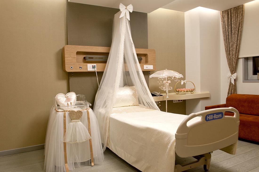 yenidogan bebek hastane odası Kıbrısta Tüp Bebek Merkezleri ve Yasal Prosedürler